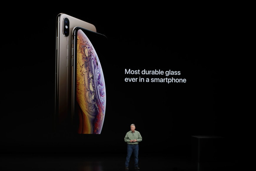 """""""Reuters""""/""""Scanpix"""" nuotr./""""iPhone Xs"""""""
