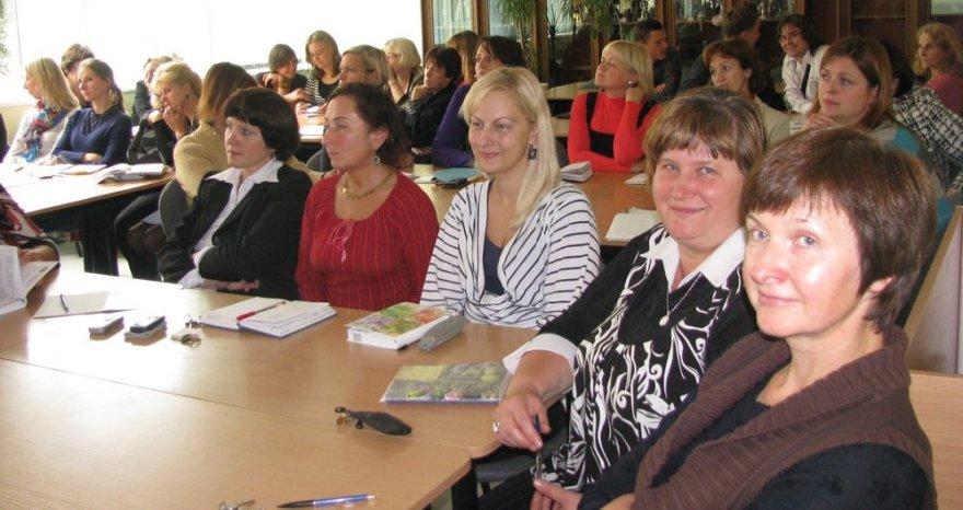 Seminaras mokytojams