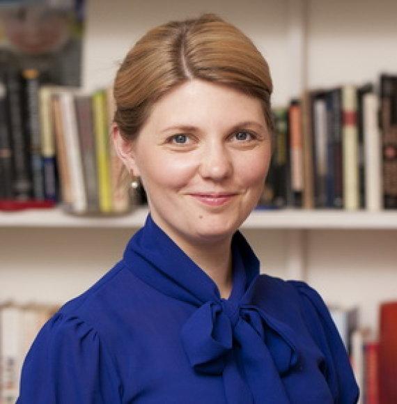 """Tiesioginės darbuotojų paieškos įmonės """"Master Class Lietuva"""" vadovė Laura Duksaitė"""