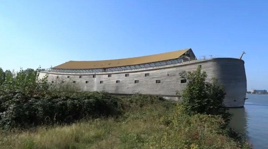 Nyderlanduose atidaryta Nojaus arkos replika