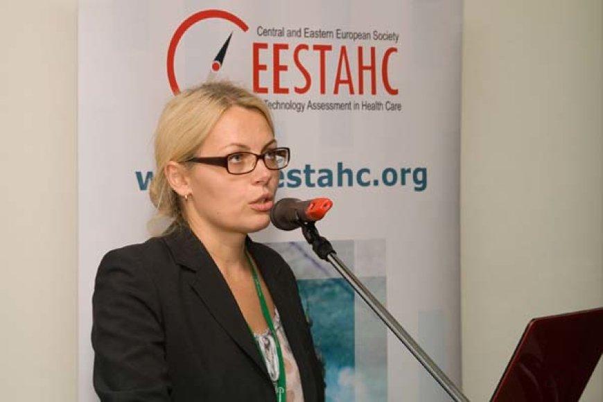 Kristina Garuolienė, VLK Vaistų kompensavimo skyriaus vedėja