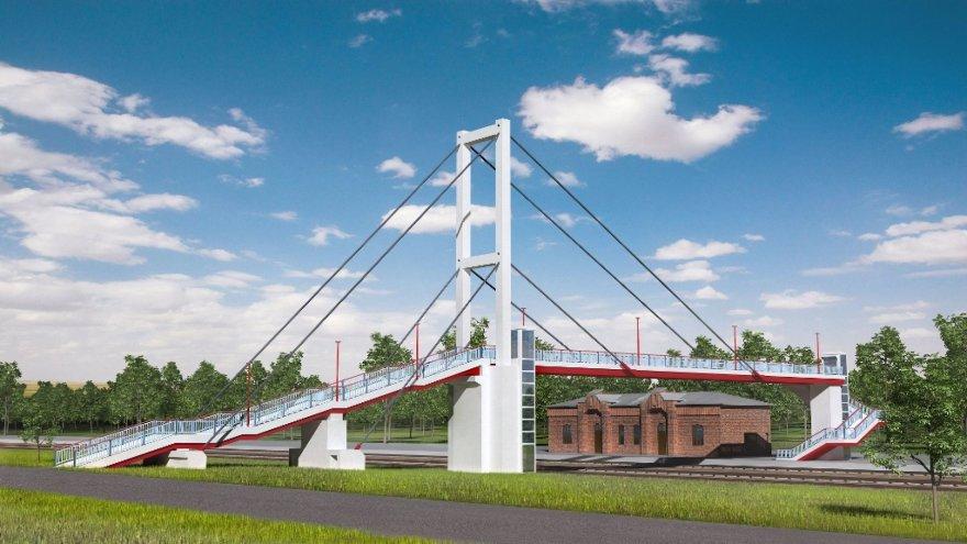 Šeštokuose pradėtos pėsčiųjų viaduko statybos