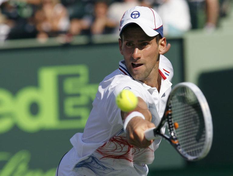 Novakas Džkovičius tunryro čempionu tapo 2007 ir 2011 metais