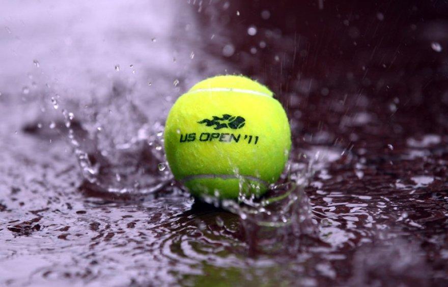 US Open kamuoliukas