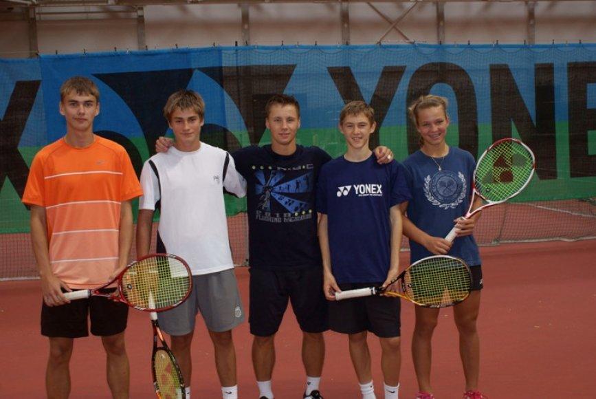Balžeko teniso mokykla