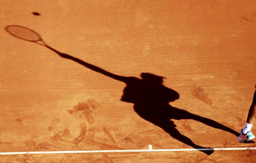 Thomazas Belluccis ketvirtą kartą karjeroje nugalėjo pirmo ATP 10-uko žaidėją