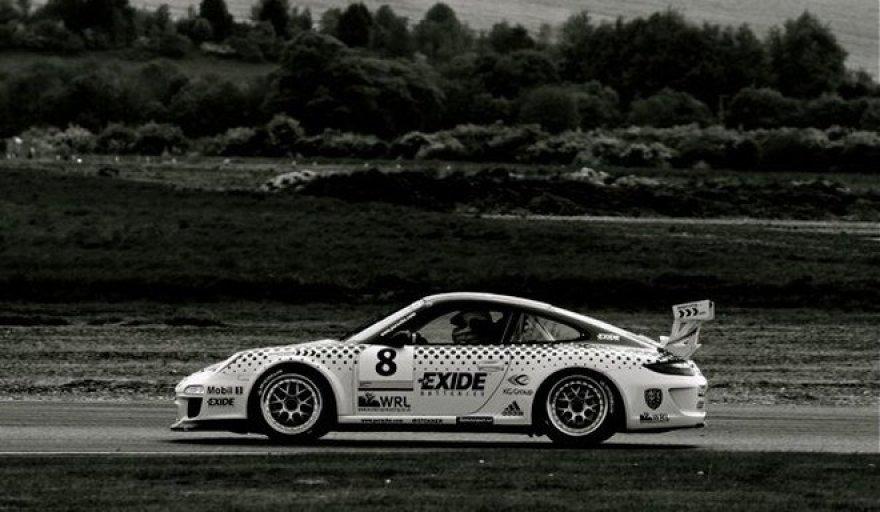 """Porsche Carerra Cup"" 2011"