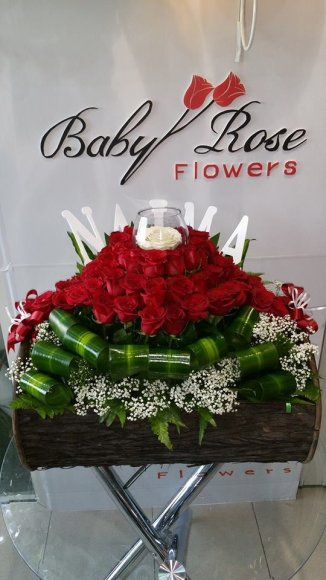 "Feisbuko paskyros ""Baby Rose Flowers"" nuotr./""Baby Rose Flowers"""