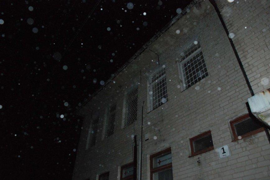 J.Lapienytės nuotr./Šiame pastate kažkada veikė stacionarus paštas