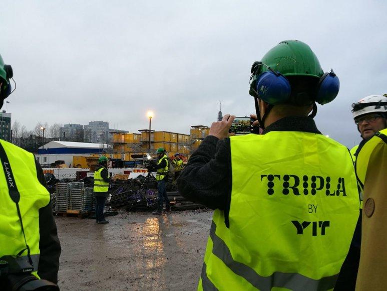 "15min nuotr./""Tripla"" statybos"