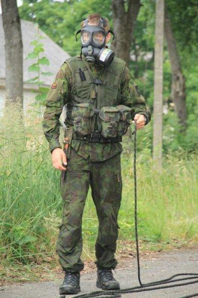 Lietuvos kariuomenės kariai dalyvaus žvalgų varžybose