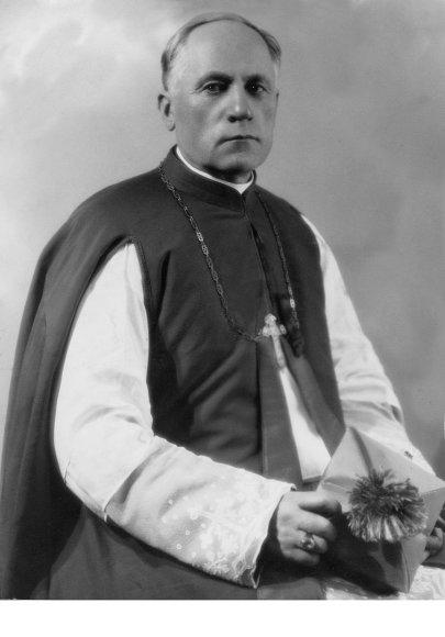 Kaišiadorių vyskupijos kurijos archyvo nuotr./Teofilius Matulionis 1935 m.