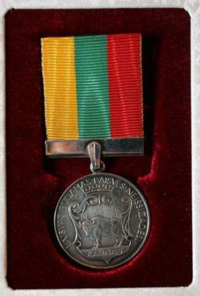 Kauno Garbės piliečio apdovanojimas