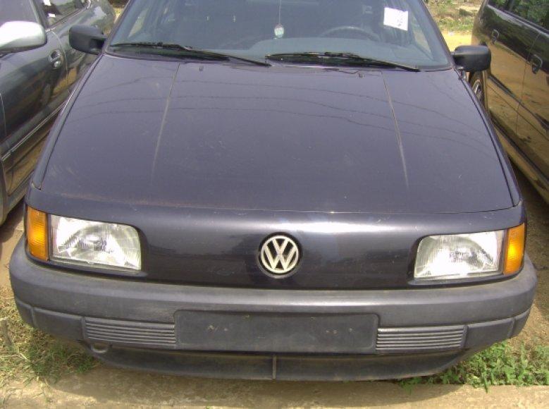"""""""VW Passat"""". Asociatyvinė nuotr."""