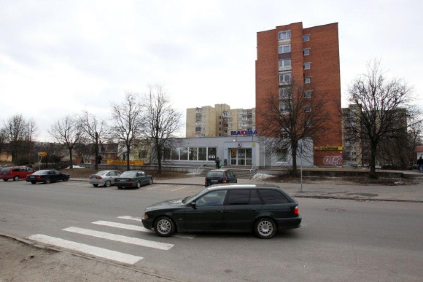 Studentų gatvė Kaune