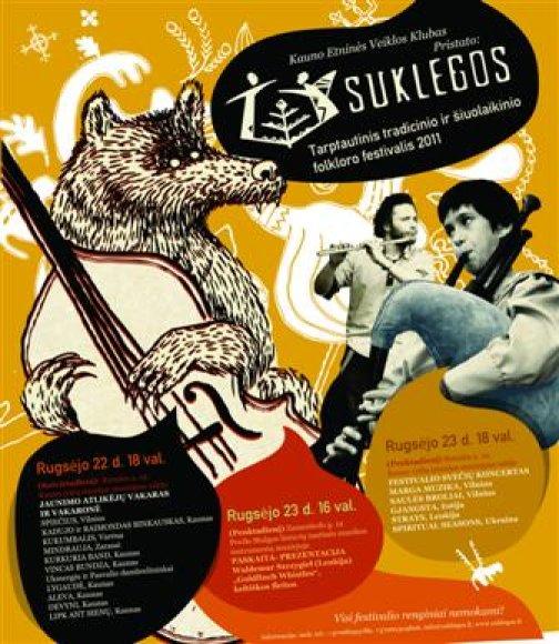 "Folkloro festivalis ""Suklegos"""