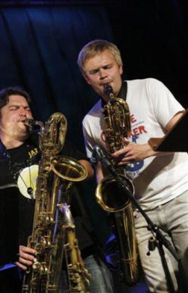 Mikko Innanen ir Liudas Mockūnas