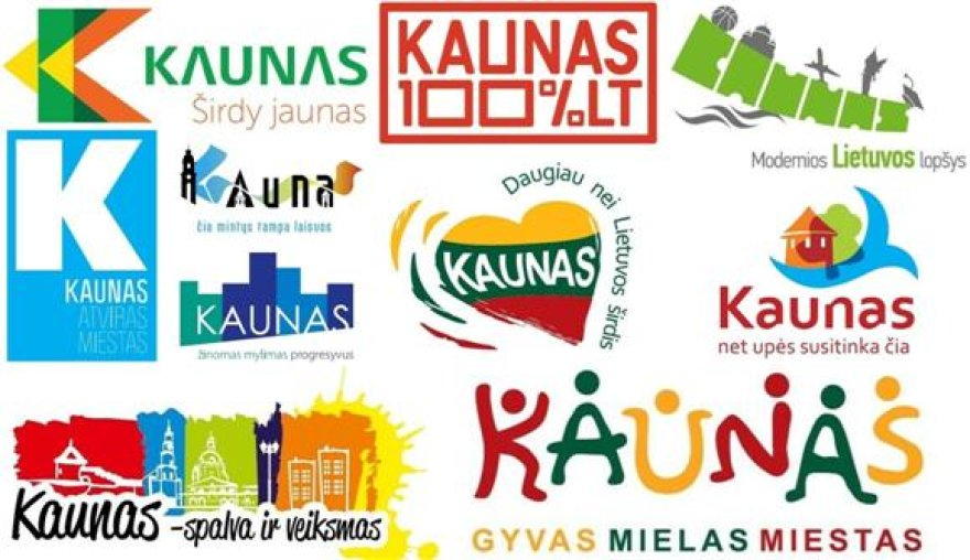 Kauno miesto prekės ženklai