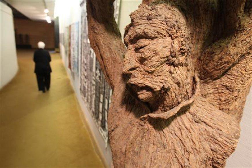 """M. Žilinsko galerijoje atidaryta viena didžiausių muziejaus istorijoje parodų """"Malonu matyti""""."""