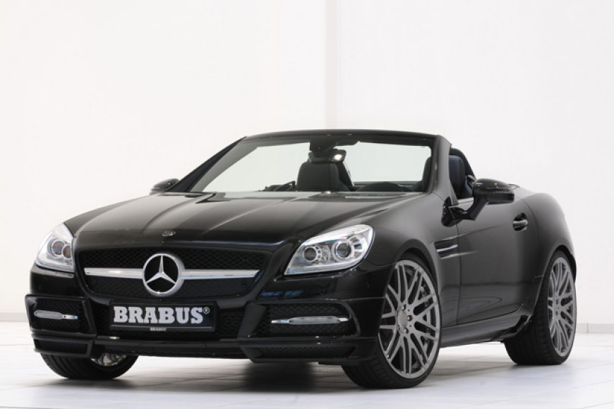 "2012-ųjų ""Mercedes-Benz SLK Brabus"""