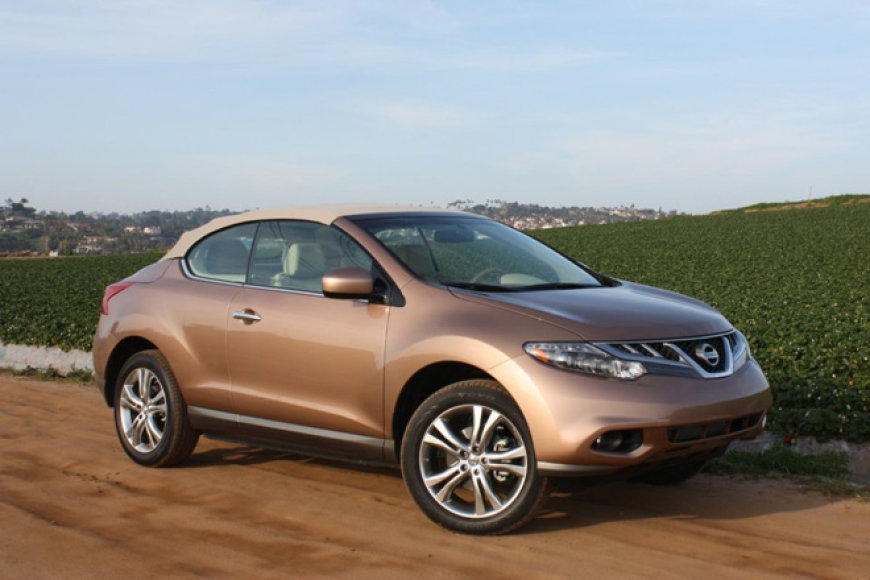 """Nissan Murano CrossCabriolet"""