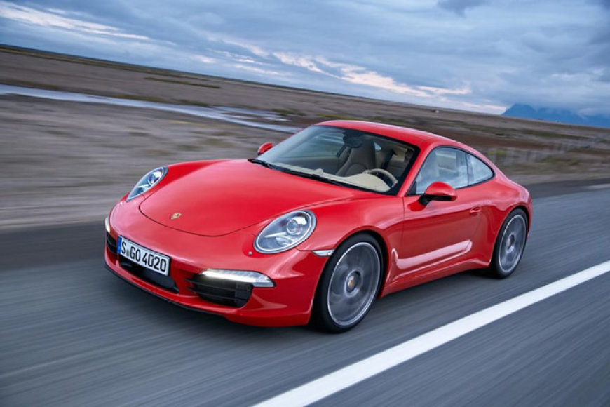 "2012-ųjų ""Porsche 911"""