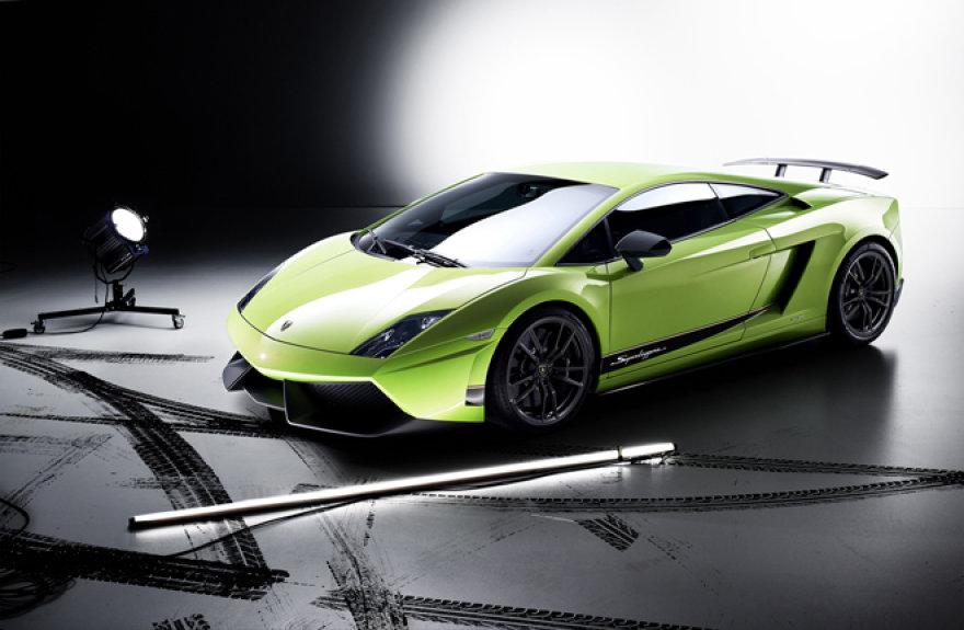 """""""Lamborghini Gallardo LP570-4 Superleggera"""""""