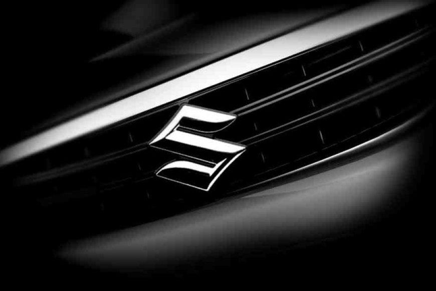 """Suzuki"" logotipas"