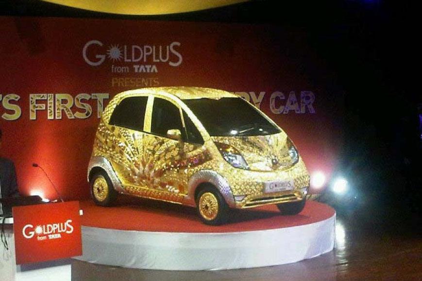 """""""Tata Nano Goldplus"""""""