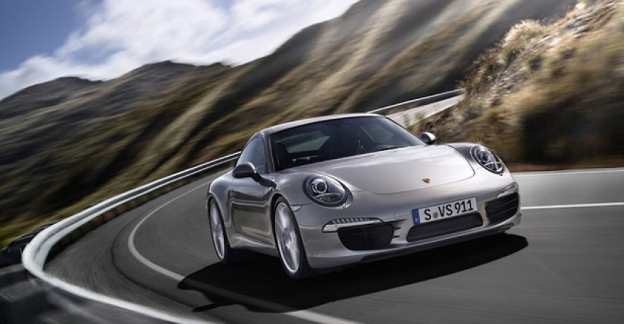 """""""Porsche 911 (991)"""""""