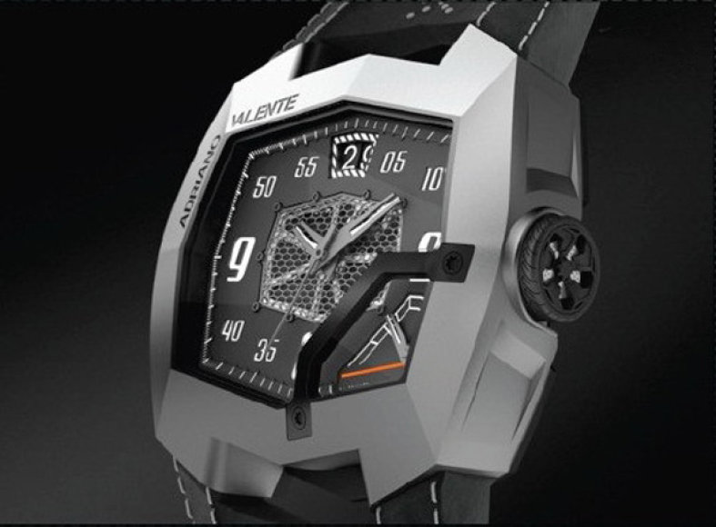 """Lamborghini AV-001"" laikrodis"