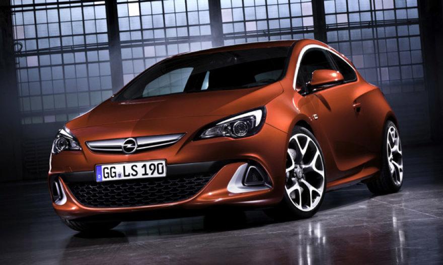 """Opel Astra GTC OPC"""