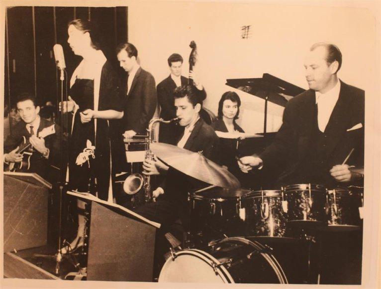 Senieji džiazo muzikantai