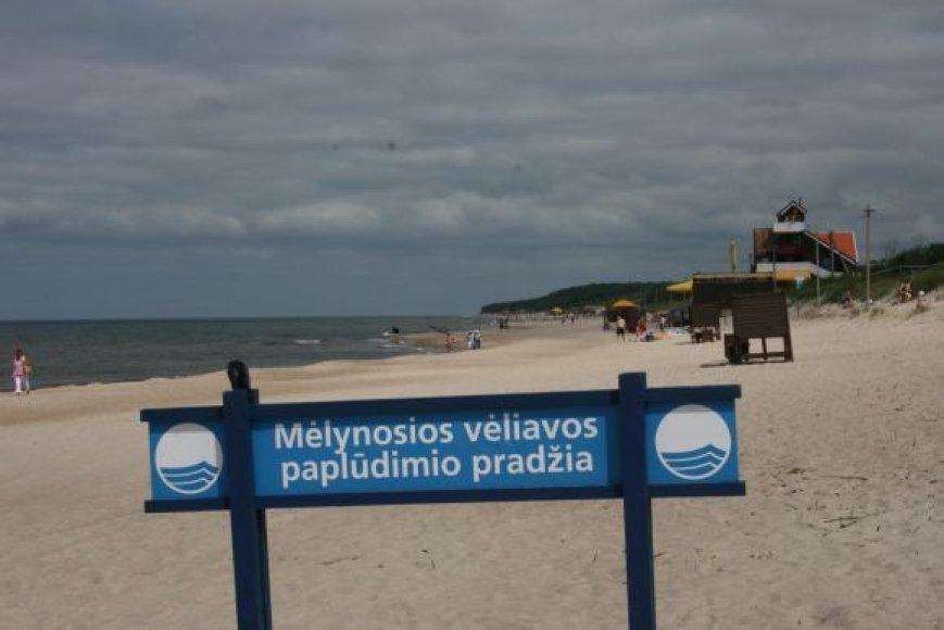 Kai kurie Klaipėdos politikai mano, kad dalyvauti Mėlynosios vėliavos programoje - per didelė prabanga