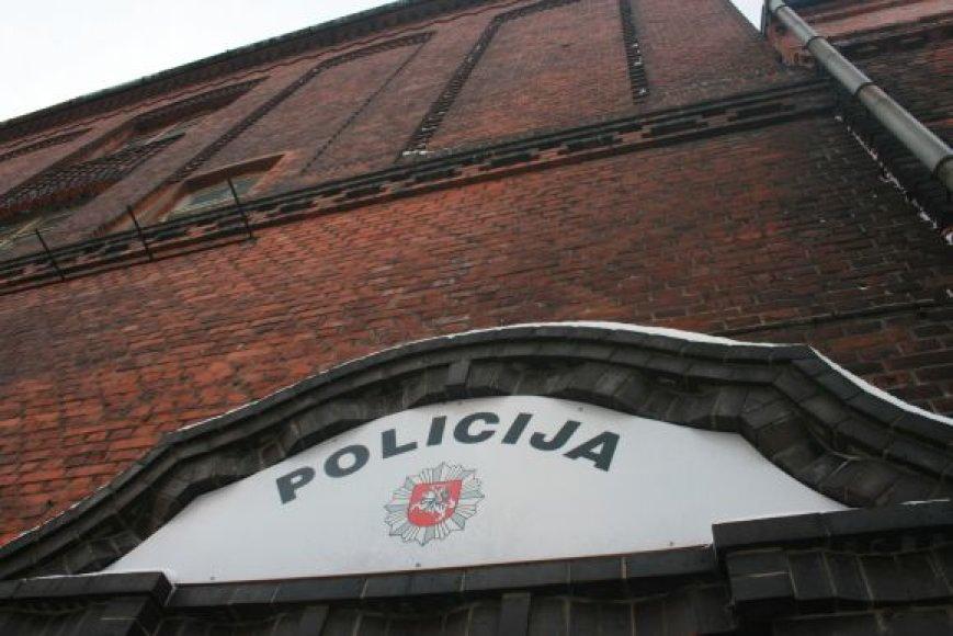 Klaipėdos policijai pavyko greitai sučiupti žioplą vagį.