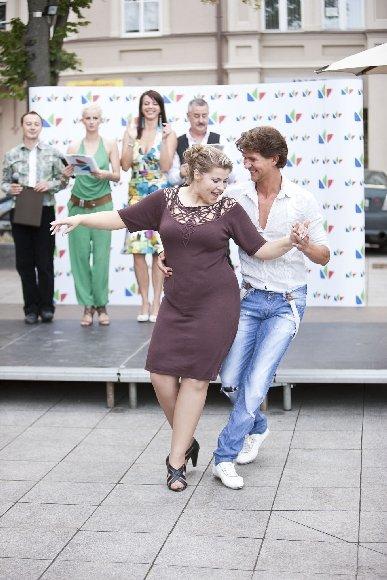 Andrius Butkus ir Erika Vitulskienė