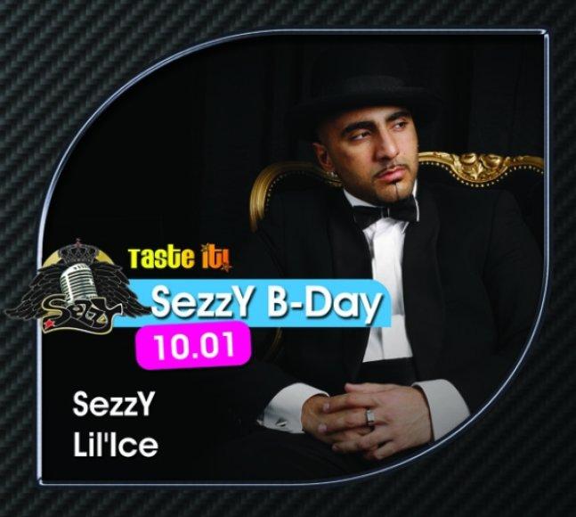 SezzY B-Day