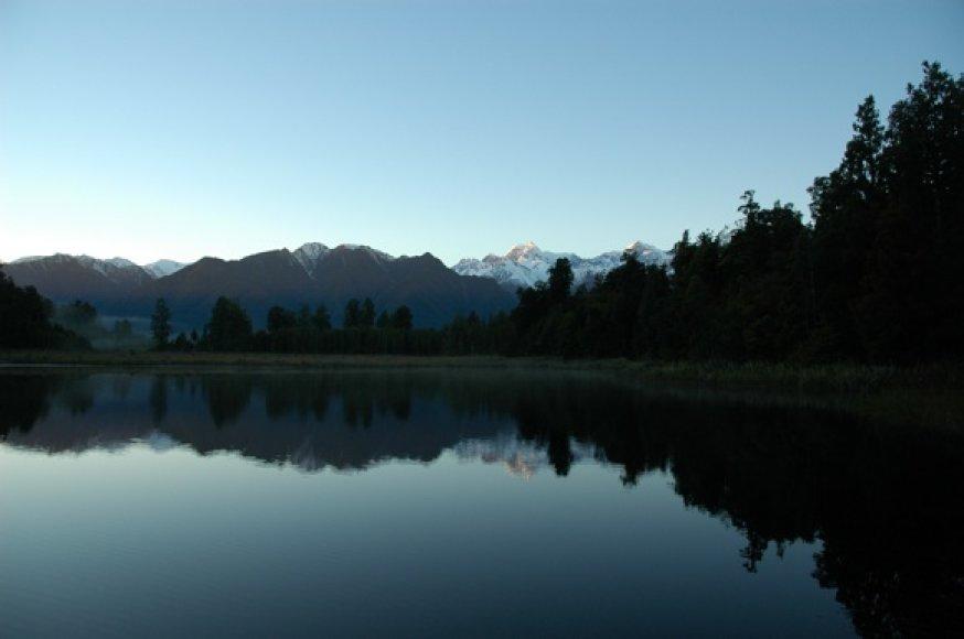 Naujoji Zelandija - rojus fotografijos mylėtojams