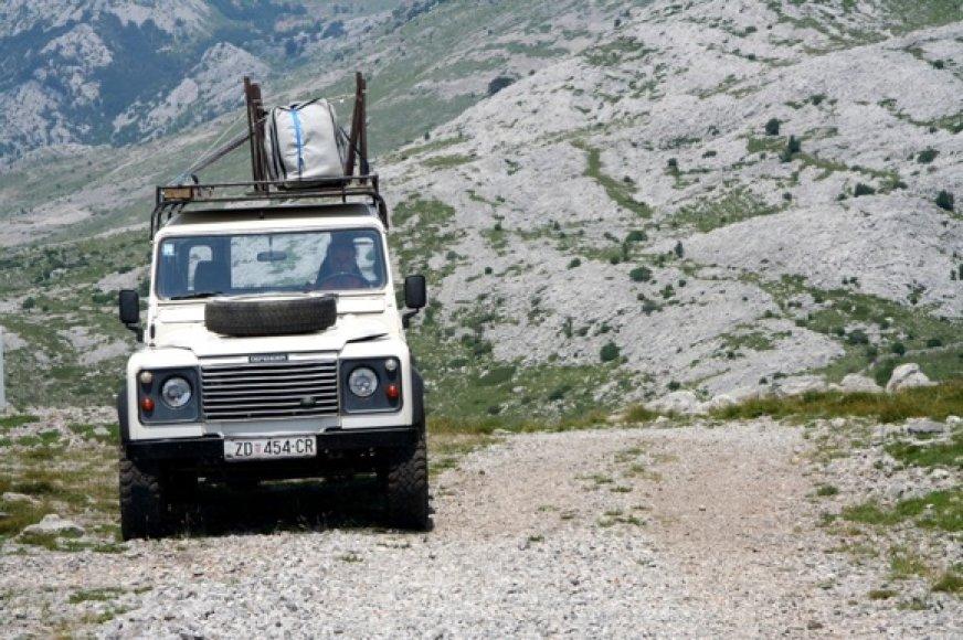 Kroatijoje įmanoma rasti gražių gamtos kampelių