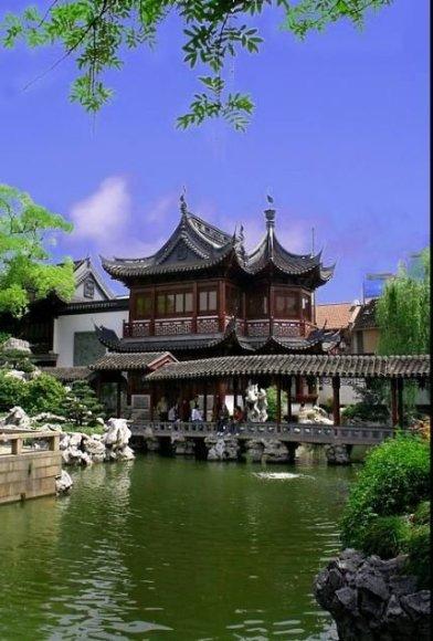 Šventykla Kinijoje