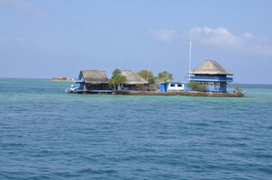 Sala jūroje
