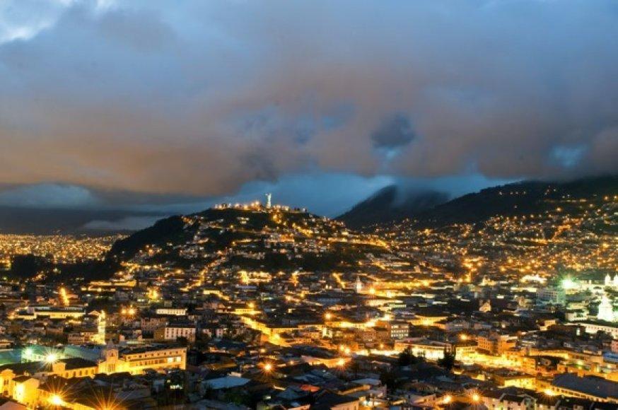 Ekvadoro sostineė Kitas