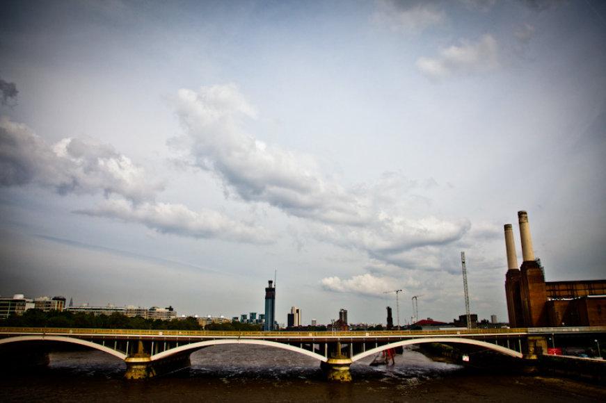 Londono kaminai