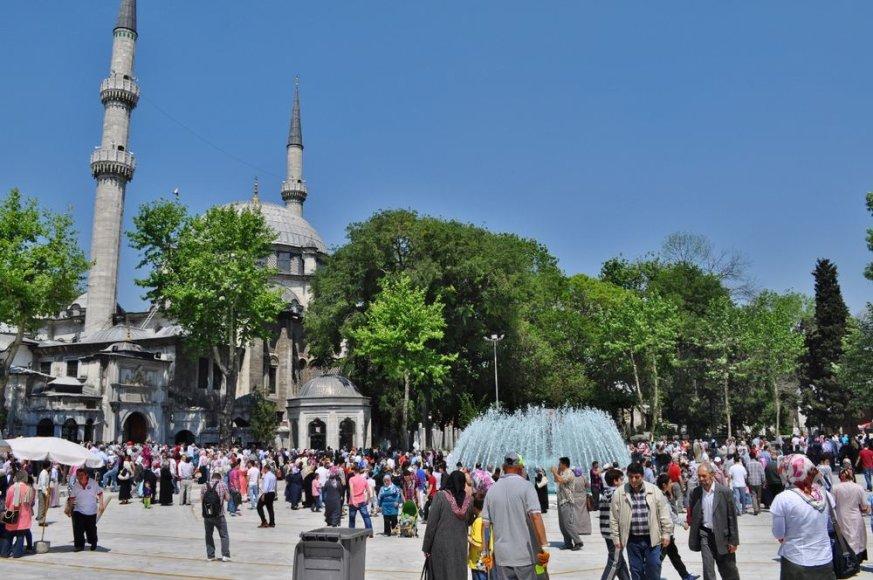 Popietė Stambule