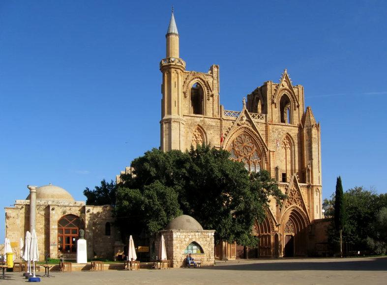 Bažnyčia Famagustoje