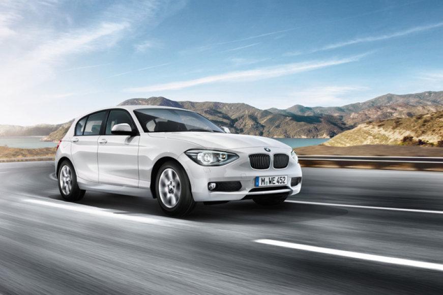 """BMW 116d EfficientDynamics"""