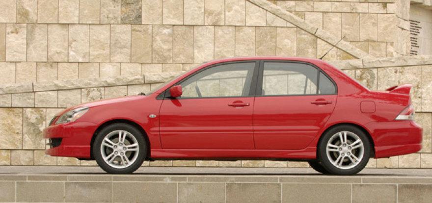 """""""Mitsubishi Lancer"""""""