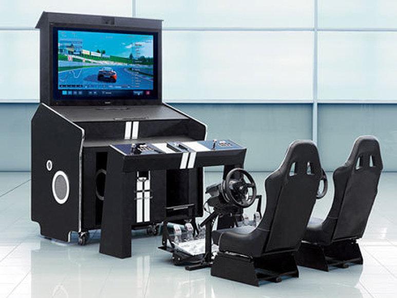 """""""Neiman Marcus"""" žaidimų simuliatorius"""