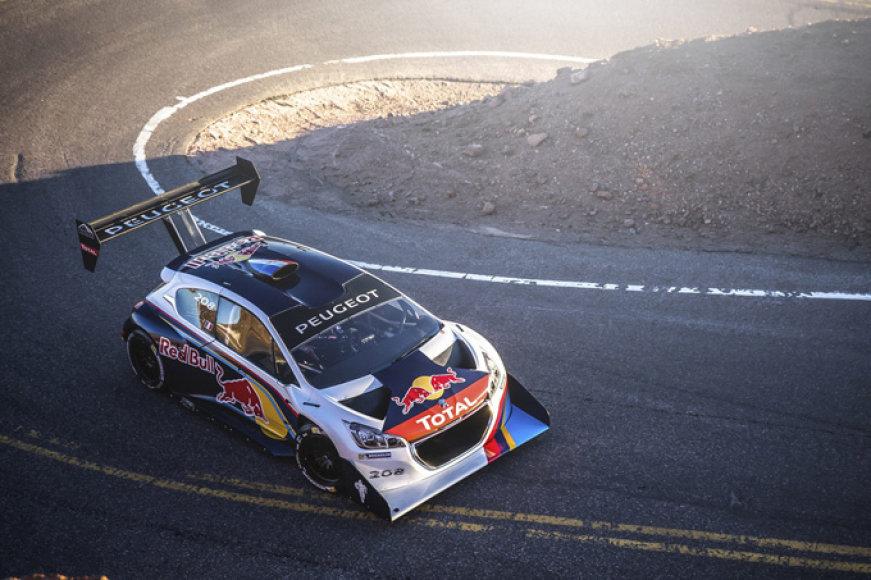 """""""Peugeot 208 T16 Pikes Peak"""""""