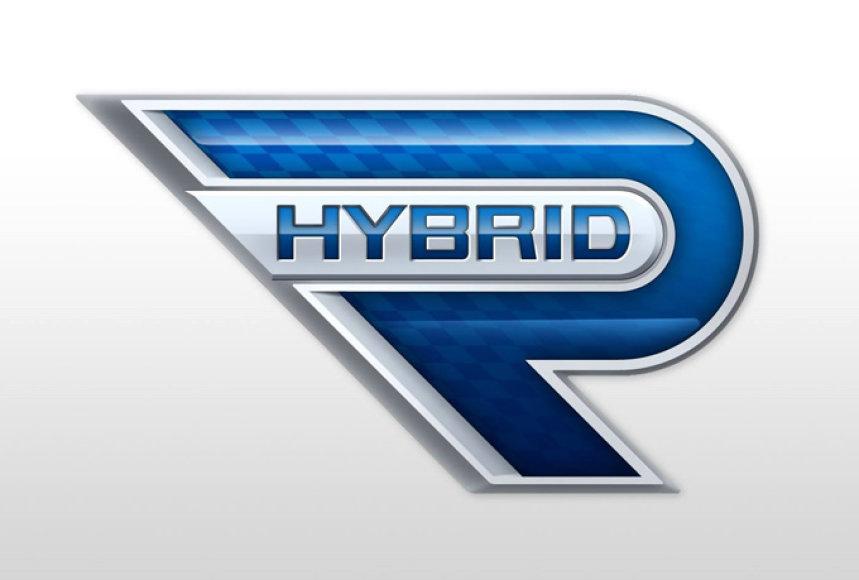 """""""Toyota Hybrid R"""" ženkliukas"""